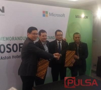 Digandeng Advan, Microsoft: Pertama Kalinya Bermitra dengan Produsen Tablet No.1 diIndonesia