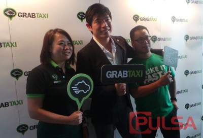 GrabTaxi Raih Dana Investasi Sebesar 250 Juta USD dari SoftbankCorp