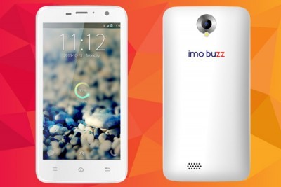 IMO Buzz, Android Kitkat Murah 5 InciqHD