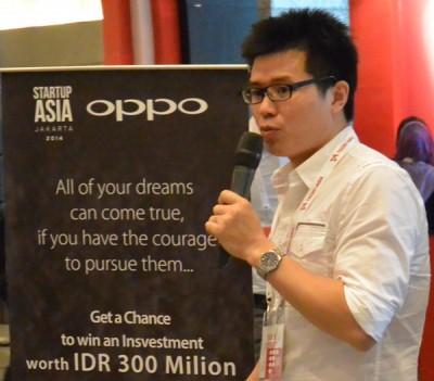 OPPO Dukung Perkembangan Startup diIndonesia
