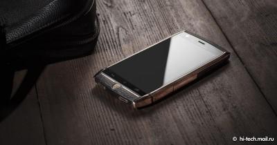 Ini Smartphone Mewah Lamborghini Tauri88
