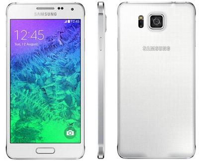 Samsung Galaxy Alpha Dibekali Corning Gorilla Glass4