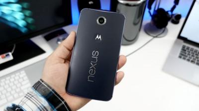 Google Batalkan Scanner Sidik Jari di Nexus6!